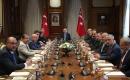 Erdoğan, Türkmen Milletvekillerini Cumhurbaşkanlığı Külliyesi'nde Kabul Etti