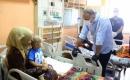 Başbakan Kazımi Bağdat'ta Tıp Bölgesi Şifa Hastanesini Ziyaret Etti