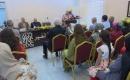 Kerkük Eğitim ve İnsani Yardım Müessesesi Tanıtım Semineri Düzenledi