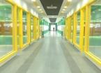 Koronavirüs Hastalarının Tedavisi İçin Kerkük'te Yeni Bir Hastane Açılışı Yapıldı