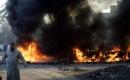 Bağdat'ta Farklı Bölgelerde Meydana Gelen Patlamalarda 15 Kişi Yaralandı