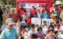 Türk Kızılay Karabağ'daki Çocuklara Kırtasiye ve Giysi Yardımı Yaptı