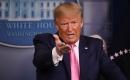 Trump: Geçen haftaki şiddet olayına karışanlar adaletin önüne çıkarılacaktır