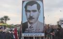 Kerkük'te Şehit Türkmen Lideri Ata Hayrullah'ın Resmi Yerleştirildi