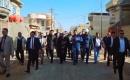 Başbakan Abdülmehdi Gösterilerin Yaşandığı Basra'da