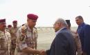 Abdülmehdi Anbar Operasyonlar Komutanlığı'nı Ziyaret Etti