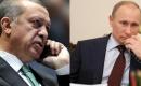 Türkiye Cumhurbaşkanı Erdoğan, Putin ile telefonda görüştü