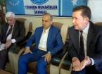 ITC'den Bir Heyet Türkmen Muharipler Derneğini Ziyaret Etti