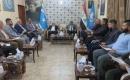 Türkmen Siyasi Partileri Kerkük'te Toplantı Düzenledi