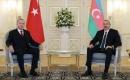 Türkiye Cumhurbaşkanı Erdoğan, Azerbaycan Cumhurbaşkanı Aliyev ile Görüştü