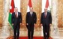 Irak, Mısır ve Ürdün Liderleri Üçlü Zirvede Bir Araya Geldi