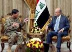 Centcom Komutanı Votel Irak'ı Ziyaret Etti