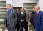 Salihi ve Turan ITC Kerkük İl Başkanlığını Ziyaret Etti