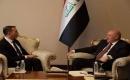 Sağlık Bakanı Allavi, Türkiye'nin Bağdat Büyükelçisi Yıldız İle Görüştü