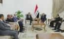 Abdülmehdi General Elekric, Acwa Power ve Siemens Şirketleri Başkanlarıyla Görüştü