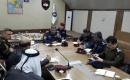 Federal Polsi 6. Tümen Komutanı Kerkük'te Yetkililer İle Görüştü