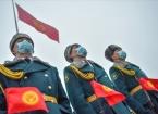 Kırgızistan'da Devlet Bayrak Günü Kutlandı