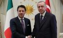 Türkiye Cumhurbaşkanı Erdoğan İtalya Başbakanı Conte ile Görüştü