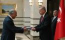 Büyükelçi Hasan Al-Janabi, Cumhurbaşkanı Erdoğan'a Güven Mektubu Sundu