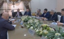 Türkmen Siyasi Partilerden Bir Heyet Kerkük Eğitim Müdürlüğü'nü Ziyaret Etti