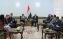 Başbakan Abdülmehdi ABD Senatosu Heyeti İle Görüştü