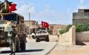 Türk Askeri Münbiç'te Devriye Görevine Başladı
