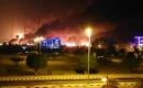 Suudi Arabistan'da Petrol Tesislerine Drone Saldırısı