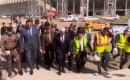Gençlik ve Spor Bakanı Ahmet Riyaz Kerkük'ü Ziyaret Etti
