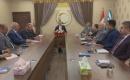 ITC Başkanı Milletvekili Erşet Salihi Kerkük'te Toplantı Düzenledi