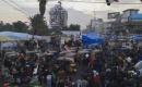Binlerce Kişi Gösteri İçin Bağdat'ta Buluştu