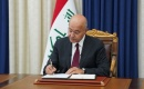Cumhurbaşkanı Salih, Seçimlerin Yapılmasına İlişkin Kararnameyi İmzaladı