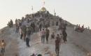 Tuzhurmatu'da Vatandaşlar Mursa Ali'nin Makamını Ziyaret Etti