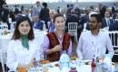 Türkiye'de Eğitim Gören Öğrenciler İftar Yemeğinde Biraraya Geldi
