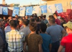 Türkmen Vatandaşlar, Tavukta Gösterilerine Devam Ediyor