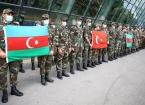 Azerbaycanlı Ekipler, Orman Yangınlarıyla Mücadeleye Destek İçin Türkiye'ye Hareket Etti
