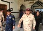 Kerkük Operasyonlar Komutanı Saad Harbiye Kerkük'ü Ziyaret Etti