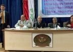 Kerkük'te Türkmence Eğitim Veren Okullardaki Sözleşmeli Öğretmenler İçin Oturum Düzenledi