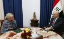 Cumhurbaşkanı Salih, BM Irak Özel Temsilcisi Jenin Hennes İle Bir Araya Geldi