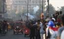Bağdat'ta Güvenlik Güçleri Göstericilere Müdahale Etti