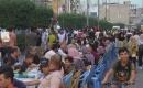 Bağdat'ın El Azamiye Bölgesinde Toplu İftar Yemeği Verildi