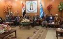 Bayraktar Türkmen Aşiretler Meclisini Ziyaret Etti