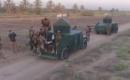 Bağdat'ta El Cadiriyye Bölgesinde Arama Operasyonu Başladı