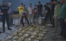 Türkmen Milliyetçi Hareketi Gençler İçin Akşam Yemeği Verdi