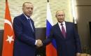 Türkiye Cumhurbaşkanı Erdoğan ile Putin Telefonda Suriye ve Libya'daki Gelişmeleri Görüştü
