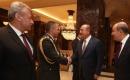 Türkiye Dışişleri Bakanı Mevlüt Çavuşoğlu Lübnan'da