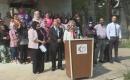 Kerkük Sağlık Dairesinde Dayanışma Eylemi Düzenlendi