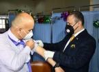 Kerkük'te Bugün İlk Covid-19 Aşısı Yapıldı