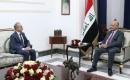 ITC Genel Başkanı Hasan Turan Bağdat'ta Cumhurbaşkanı Barham Salih ile Bir Araya Geldi
