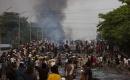 Myanmar'da Güvenlik Güçlerinin Silahlı Müdahalesi Sonucu Ölen Sivillerin Sayısı 614'e Çıktı