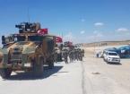 Türk Askeri Münbiç'te Göreve Başladı